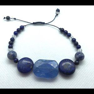 Jewelry - Perfect thoughtful gift Lapis lazuli bracelet